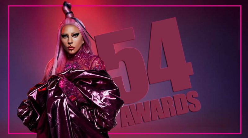 LADY GAGA IS THE MOST AWARDED FEMALE ARTIST OF 2020